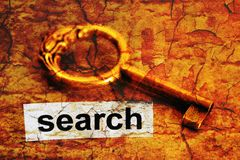 Search concept Stock Image