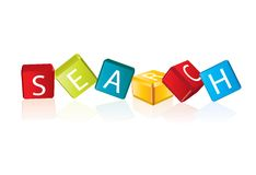 Search - cube letters Stock Images