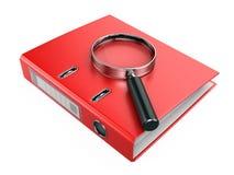 Search of data concept Stock Photos