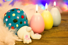 Search the Easter Egg Royalty Free Stock Photography