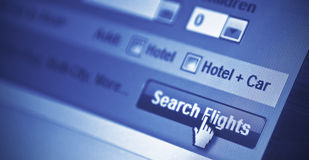 Search Engine Foto de Stock Royalty Free