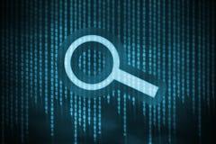 Search Engine Fotografie Stock Libere da Diritti