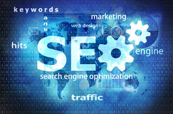 Search engine Royalty Free Stock Photo