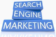 Search Engine Marketing Stock Photos