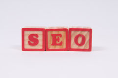 Search Engine Optimisation Royalty Free Stock Photo