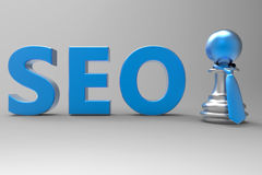 Search Engine Optimization Concept Stock Photos