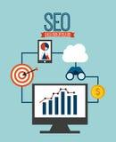 Search engine optimization Stock Photography