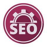 Search Engine Optimization icon vector illustration