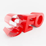 Search engine optimization Royalty Free Stock Photo