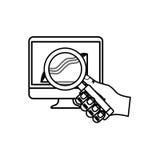 Search Engine Optimization SEO Stock Photo