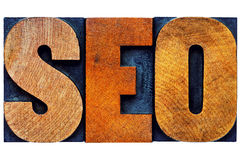 Search engine optimization - SEO Royalty Free Stock Photos