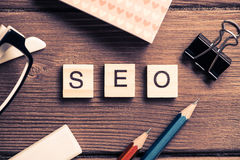 Search engine optimization Stock Images