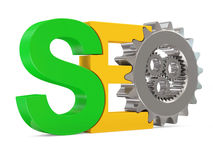 Search Engine Optimization Symbol Royalty Free Stock Photos