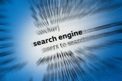 Search Engine Royalty Free Stock Image