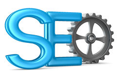 Search Engines Optimization Royalty Free Stock Photos