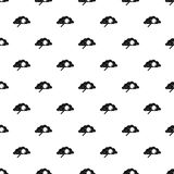 Search files in cloud storage pattern. Simple illustration of search files in cloud storage vector pattern for web Royalty Free Stock Photos