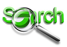 Search icon Stock Photos