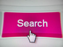 Search icon Stock Photo