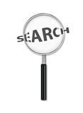 Search Magnifier Royalty Free Stock Image