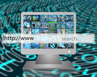 Search Royalty Free Stock Photography