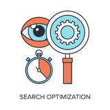 Search Optimization Stock Photography