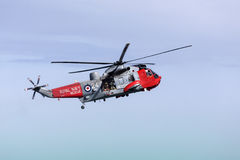 Search and Rescue Helicopter Royalty Free Stock Photography