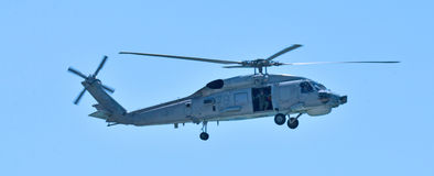 Search and rescue helicopter Stock Images