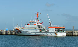 Search and Rescue Ship Hermann Marwede Royalty Free Stock Image