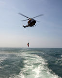 Search and Rescue Training Royalty Free Stock Photos