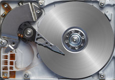 Search - rotating hard disc Royalty Free Stock Images