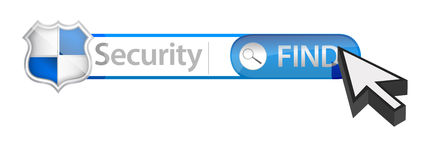 Search for security Stock Photo