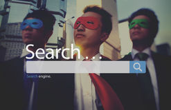 Search Seo Online Internet Browsing Web Concept Royalty Free Stock Photos