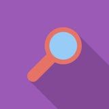 Search single icon. Stock Image