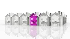 Search for suitable housing Stock Images