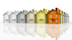 Search for suitable housing Stock Image