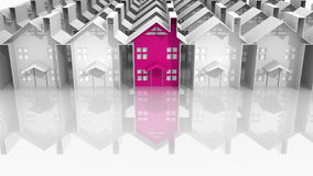 Search for suitable housing Stock Photography