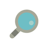 Search web technology find. Illustration eps 10 Royalty Free Stock Image