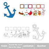 Search the word Anchor Stock Photography