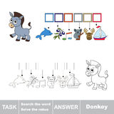 Search the word Donkey Stock Images
