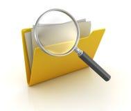 searching Imagen de archivo libre de regalías