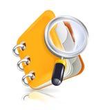 Searching A Folder, Stock Photos