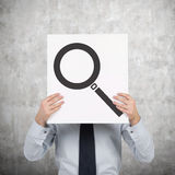 Searching concept Stock Images