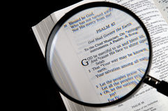 Searching God Stock Image
