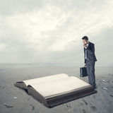 Searching new ideas Royalty Free Stock Photography