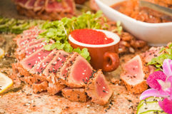 Seared Ahi Stock Images
