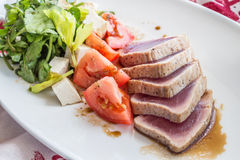 Seared Ahi Royalty Free Stock Photos