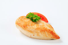 Seared chicken breast Royalty Free Stock Photos