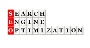 Searh-Maschinen-Optimierung Lizenzfreie Stockfotografie