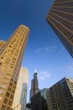 Sears cercou por condomínios Imagens de Stock