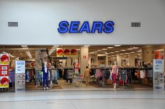 Sears department store Stock Image